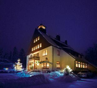 Bühlhaus zur Weihnachtszeit Hotel Bühlhaus