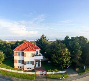 Ausblick Aparthotel Duhner Strandhus