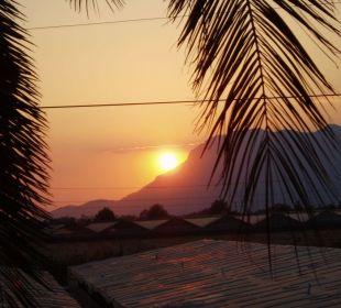 Sonnenuntergang Orkinos Hotel Orkinos
