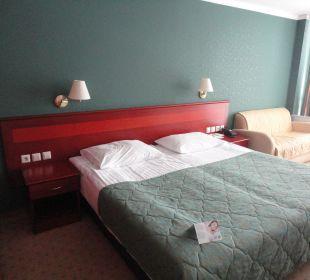 Doppelbett Hotel Golf