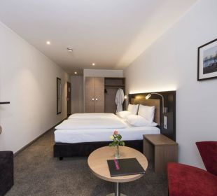 Standard Doppelzimmer Astor und Aparthotel