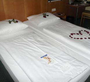 Bett Best Western Hotel München-Airport