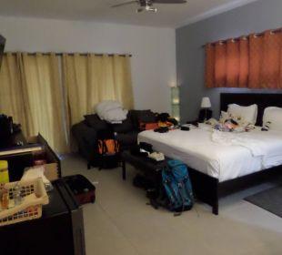 Renovierte Zimmer