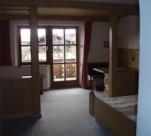 Blickrichtung Balkon Hotel Emer Hof