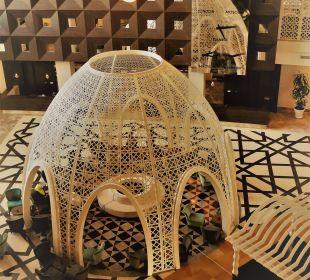 Ausschnitt der Lobby vom Hotel Aska Lara Aska Lara Resort & Spa