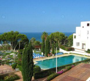 Ausbilck vom Balkon Fuerte Conil & Costa Luz Resort