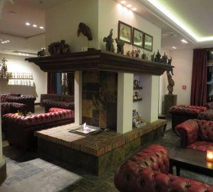 Wie im Wohnzimmer Lindner Park-Hotel Hagenbeck