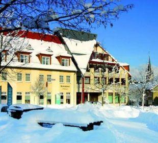 Parkhotel Neustadt im Winter Parkhotel Neustadt