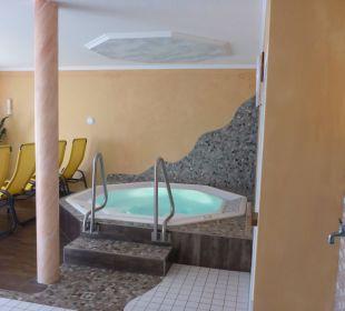 Wirlpool Hotel Alpenblume