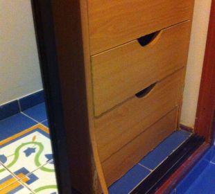 Möbel löst sich auf  Memories Miramar Havana