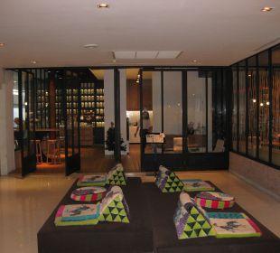 Die Lobby Hotel Glow Trinity Silom