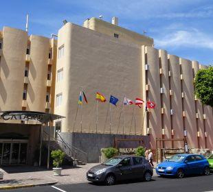 Außenansicht IFA Catarina Hotel