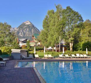 Am Morgen Hotel Travel Charme Fürstenhaus Am Achensee