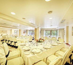 Banquetes y bodas Hotel San Cristobal