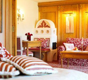 Junior-Suite Romantik Hotel Die Krone von Lech