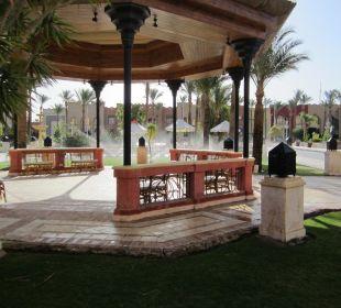 Главный вход  The Grand Resort
