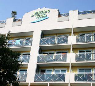 Das Hotel Hotel Eraclea Palace