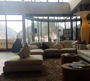 Modern und hell Spa Hotel Zedern Klang