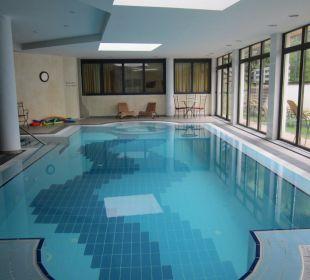 Sauberer Pool Hotel GasteigerHof