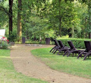 Gartenanlage Hotel Victoria am See