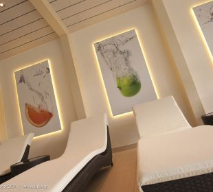 Wellnessliegen in der Faulenzeroase Faulenzerhotel