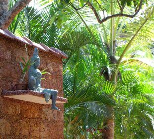 Im Spa-Bereich von Amal's Villa  Amal Villa