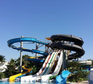 Große Wasserrutsche Sherwood Dreams Resort