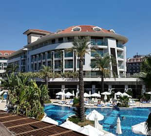 Außenansicht Sunis Hotel Evren Beach Resort & Spa