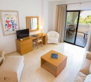 Suite im moderneren Stil Hotel Bendinat
