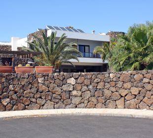 Blick von außen Hotel Boutique Villa VIK