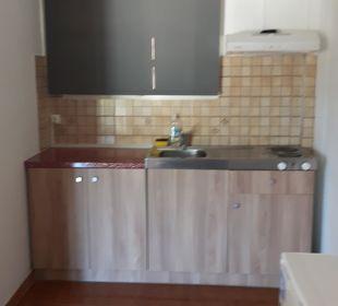 Küchenzeile Hotel Corfu Pelagos