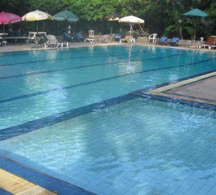 Von weitem ganz nett Hotel Pattaya Garden