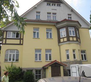 Rückseite Wellnesshotel Jagdhaus