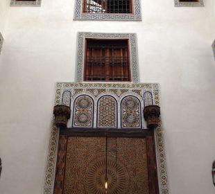 Eingang zum Zimmer Boutique Hotel Dar Attajalli