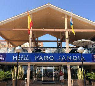 Außenansicht Hotel Faro Jandia & Spa Fuerteventura
