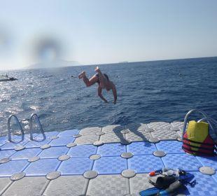 Pomost Melia Sharm Resort & Spa