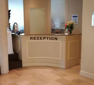 Lobby Upstalsboom Hotel Ostseestrand