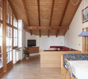 Wohnküche - Wohnung Schwalbennest Oberversanthof