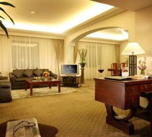 Diplomatic Suite Kempinski Hotel Beijing Lufthansa Center