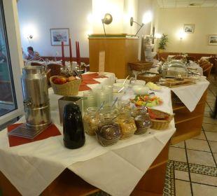 Frühstücksbüffet Comfort Hotel Weißensee
