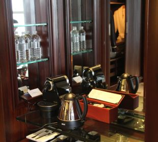 Nespressomaschine Hotel Grand Hyatt Shanghai