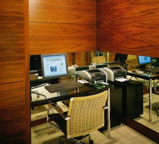 Internet Workstations K+K Hotel Fenix