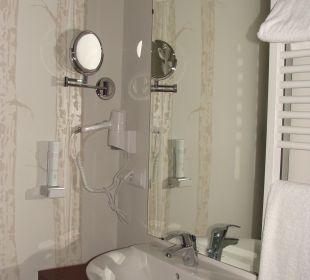 Badezimmer Wohlfühlhotel Liebnitzmühle