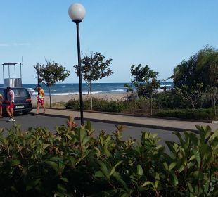 Seitlicher Ausblick  Sol Luna Bay & Mare Resort
