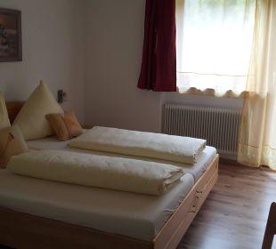 Komfort-Doppelzimmer Pension Alpenblick