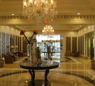 Sehr luxuriös Hotel Trump International