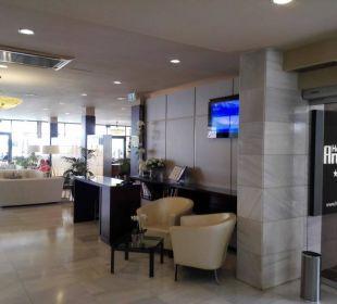 Lobby Hotel Anabel