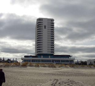 Das Hotel Hotel Neptun