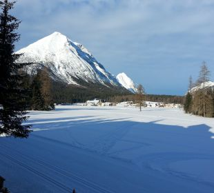 Hohe Munde und Loipen Alpenhotel Karwendel