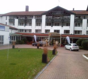 Sehenswert Quellness Golf Resort - Das Ludwig